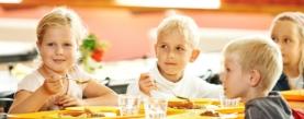 Zdravá školní jídelna